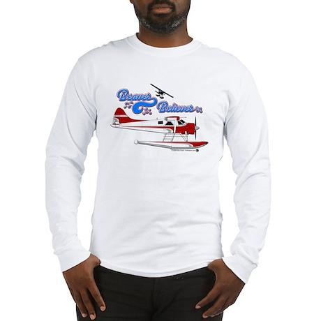 DHC2 Beaver Believer Long Sleeve T-Shirt