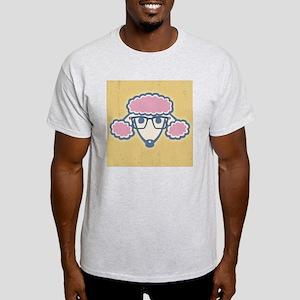 poodle-nerd-PLLO Light T-Shirt