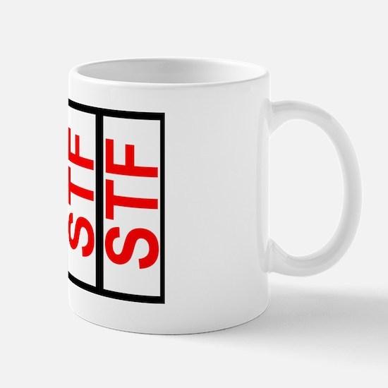 STF SCCA Solo Class Plates Mug