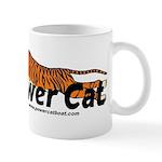 Power Cat Logo Mug