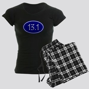 Blue 13.1 Oval Pajamas