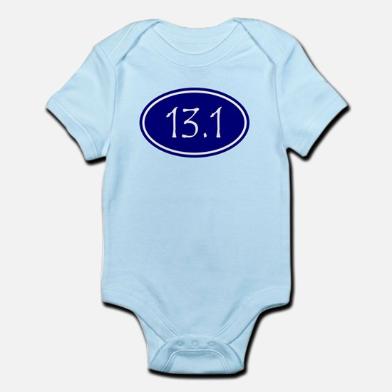 Blue 13.1 Oval Body Suit