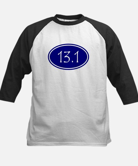 Blue 13.1 Oval Baseball Jersey