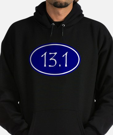 Blue 13.1 Oval Hoody