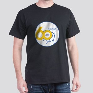 CERN Turns 60! Dark T-Shirt