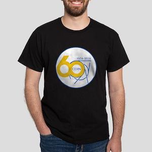 CERN Turns 60! Dark T-Shirt