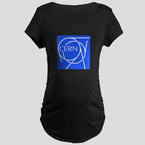 CERN Maternity Dark T-Shirt