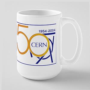 CERN @ 50! Large Mug