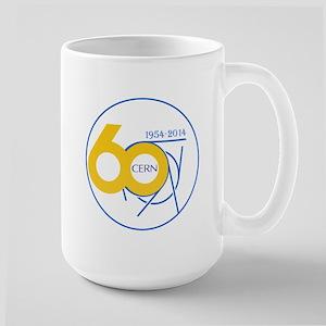 CERN Turns 60!! Large Mug