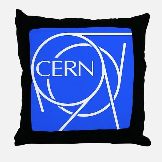 CERN Throw Pillow