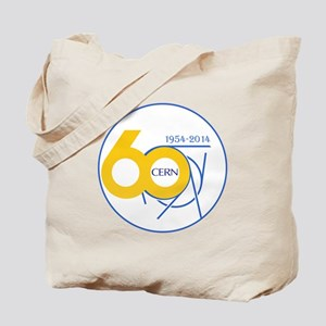 CERN Turns 60!! Tote Bag