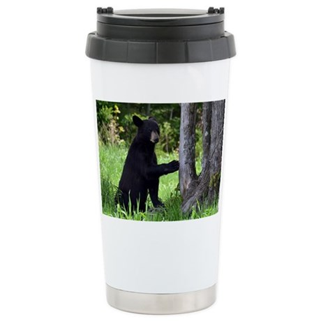 9x12_print 2 Stainless Steel Travel Mug