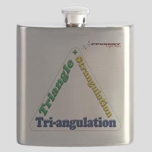 Tri-angulation Flask