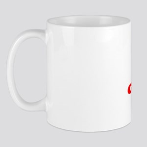 Viva Cristo Rey Red Mug