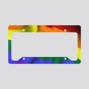 Ifm Yer Agin It . . . License Plate Holder