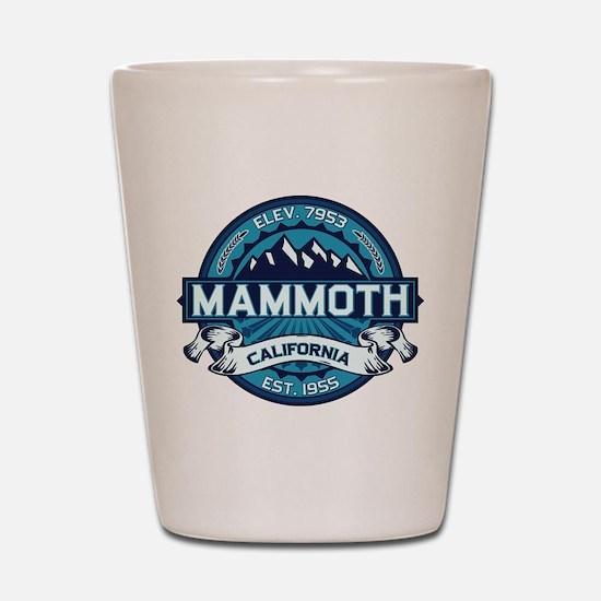 Mammoth Ice Shot Glass