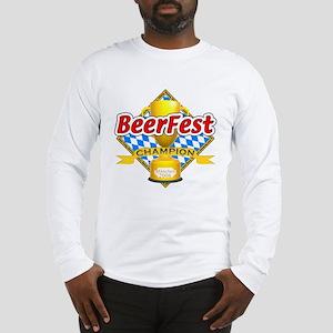 BeerFest Champion Long Sleeve T-Shirt