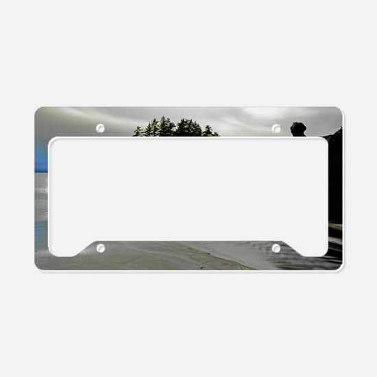 Trinidad Maiden Rock License Plate Holder