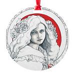 Alice Nouveau Ornament