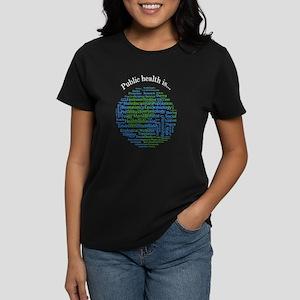 Public Health Globe T-Shirt