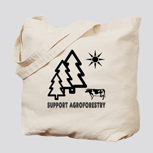 Support Agroforestry Tote Bag