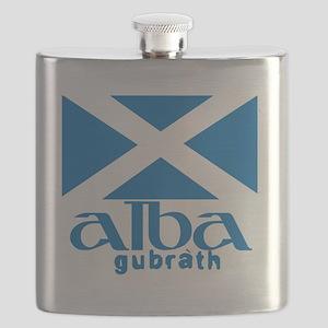 Long Live Alba! Flask