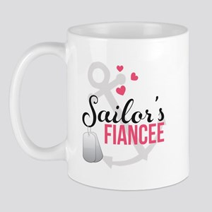 Sailor's Fiancee Mug