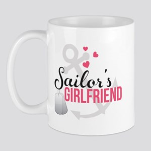 Sailor's Girlfriend Mug