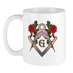 Roses for the Lady Mug