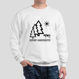 Support Agroforestry Sweatshirt