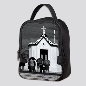 Praying Neoprene Lunch Bag