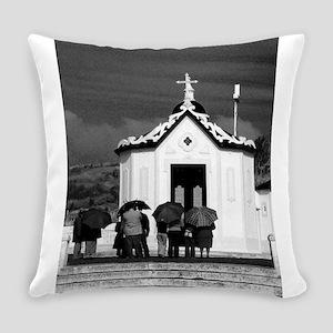 Praying Everyday Pillow