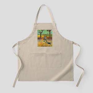 Painter on His Way to Work - Van Gogh - c1888 Ligh