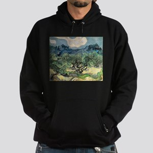 Olive Trees - Van Gogh - c1889 Sweatshirt