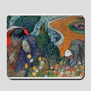 Memory of the Garden at Etten - Van Gogh - c1888 M