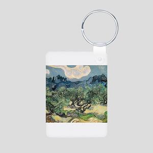 Olive Trees - Van Gogh - c1889 Aluminum Photo Keyc