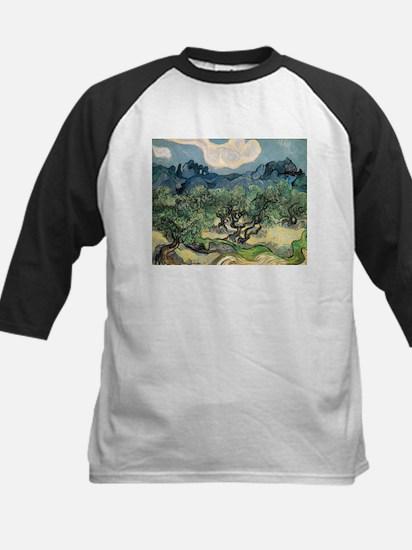 Olive Trees - Van Gogh - c1889 Tee