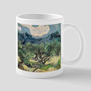 Olive Trees - Van Gogh - c1889 11 oz Ceramic Mug