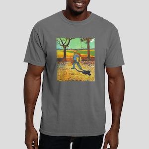 Painter on His Way to Work - Van Gogh - c1888 Mens