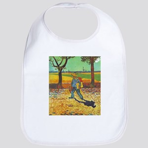 Painter on His Way to Work - Van Gogh - c1888 Cott