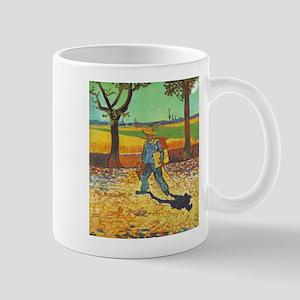 Painter on His Way to Work - Van Gogh - c1888 11 o