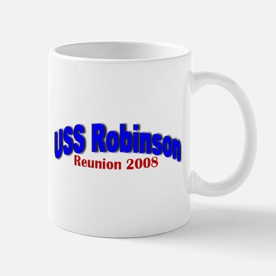 USS Robinson Mug