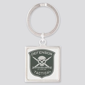 Defensor Tactical Square Keychain