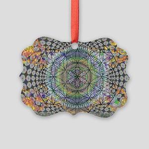 420 brain vaporizer magic portal  Picture Ornament