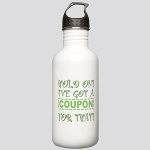 HOLD ON! Stainless Water Bottle 1.0L