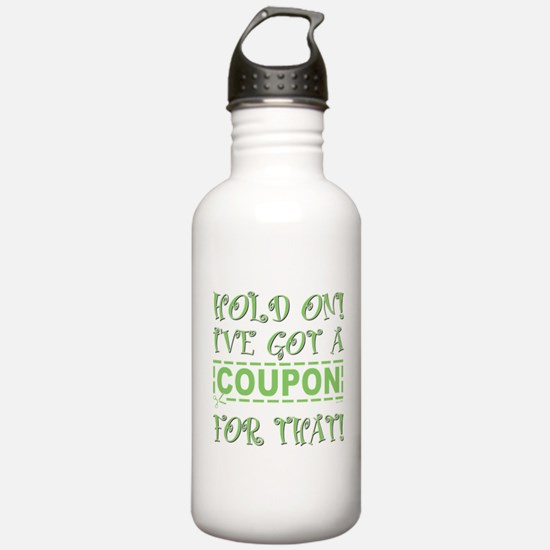 HOLD ON! Water Bottle