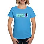 Lone Pelican - Women's Dark T-Shirt