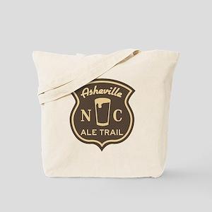 Asheville Ale Trail Logo Tote Bag