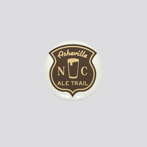 Asheville Ale Trail Logo Mini Button
