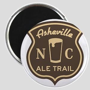 Asheville Ale Trail Logo Magnet